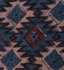 Soma Blues Geomatric Cotton Single Size Quilt 1 Pc