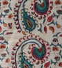 Soma Multicolour Indian Ethnic Cotton Single Size Quilt 1 Pc