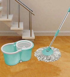 Spotzero 360 Degree Movement Multipurpose Cleaning Spin Mop