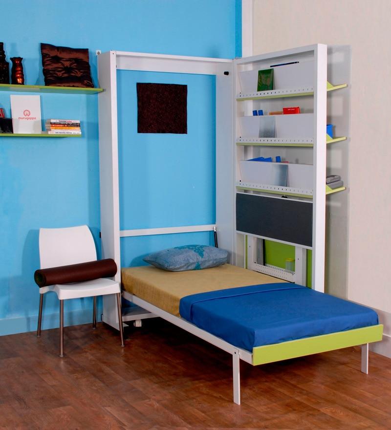 Beadboard Space-Saving Desk + Hutch | PBteen