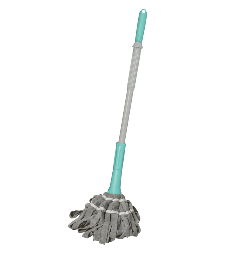 Spotzero Twist & Squeeze Mop with Extendable Handle