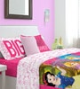 Disney Princess Double Bedsheet with 2 Pillow Covers by Spaces