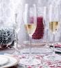 Spiegelau Cremona Champagne Flute Crystal 140 ML Wine Glass - Set of 4