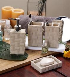 Mosaic Bathroom Accessories Set Healthydetroiter