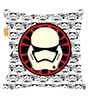 Star Wars Dark Theme Digital Printed Bean Bag XXL Filled with Beans by Orka(With Small - cushion Inside)