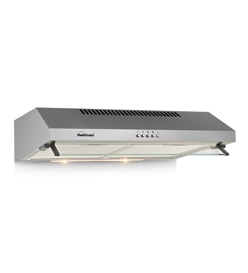 Sunflame Aveo DX 60 BF 60 cm Straight Line Chimney