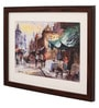 Sublime Galleria Paper 11.5 x 0.5 x 15 Inch Kolkata Small Framed Original Painting