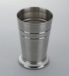 Swhf High Grade Stainless Steel Beeded Tooth Brush Holder Cum Tumbler