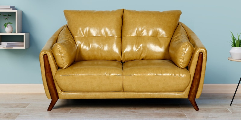 Terrific Buy Philly 2 Seater Sofa In Beige Colour By Durian Online Evergreenethics Interior Chair Design Evergreenethicsorg