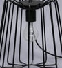 Tezerac Black Iron Table Lamp