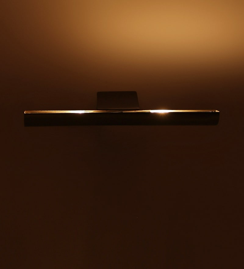 Silver Mild Steel Picture Light by Kapoor E Illuminations