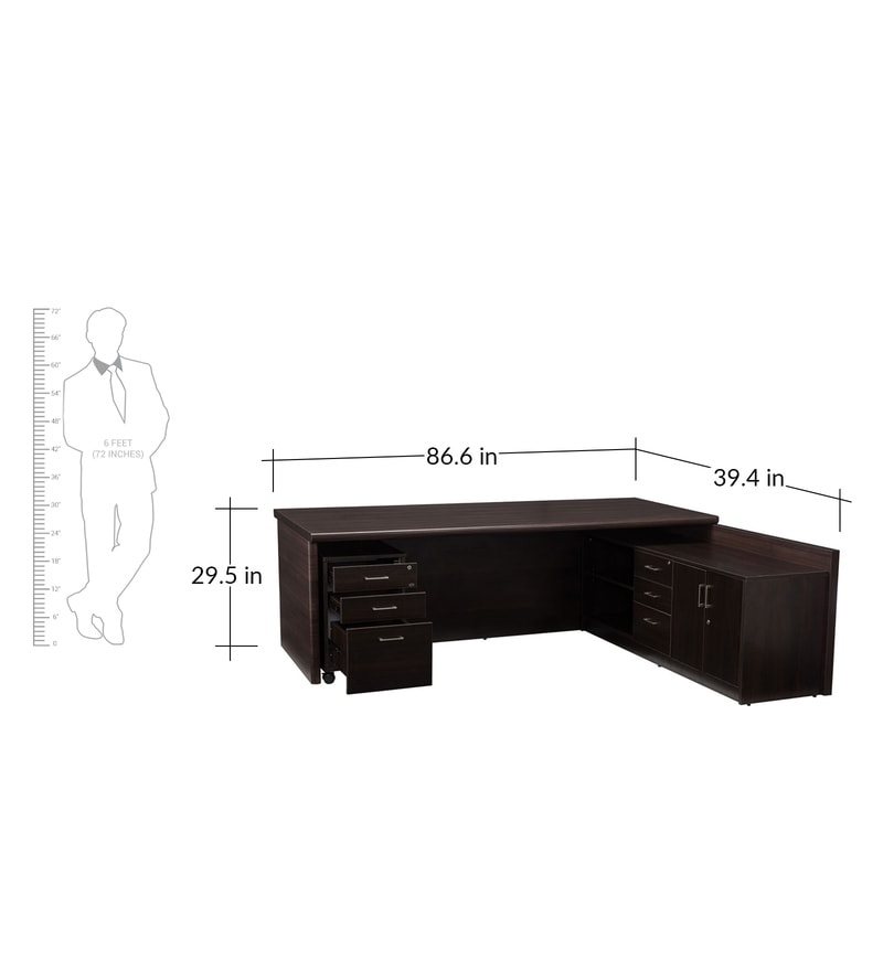 Desks & Tables Office Desk Drawers With Lock Fitted 3 Drawer Or 1 Drawer & 1 File Office Desks Buy One Get One Free