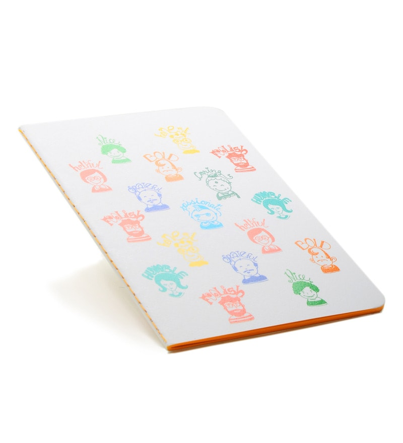 Multicolor Paper Be All Multicolor Color Kraft Book by Thinkpot