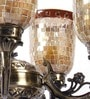 Royal Mosaic 5 lights Chandelier by The Brighter Side