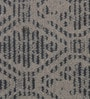 Grey & Ink Wool Indian Ethnic Carpet by The Rug Republic