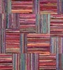 Multicolour Hand Tufted Abstract Hand Woven Area Rug by The Rug Republic