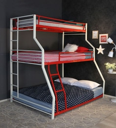 Kids Bunk Beds: Buy Bunk Beds for Kids Online in India @ Pepperfry com