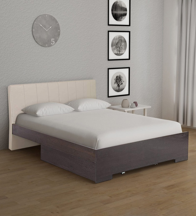 Buy Arisa Bedroom Set King Bed With Storage 4 Door Wardrobe Two