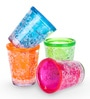 True Snowbow Freezable Shot Glasses
