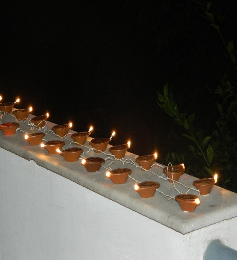 Buy Tu Casa Diwali Electric Diya Lights Online Electric