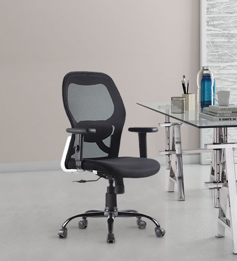 Tulip Medium back Ergonomic Chairs by VOF