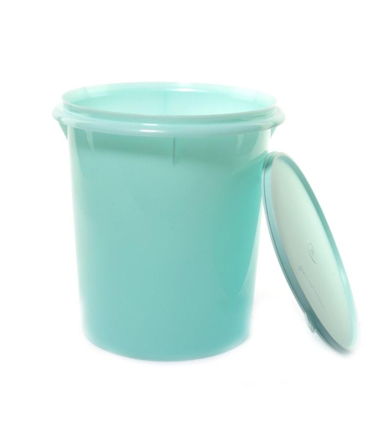 Buy Tupperware Giant Blue 8750 Ml Canister Online Jars
