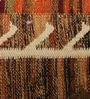 Multicolour Wool 90 x 63 Inch Ethnic Carpet by Tulsiram Rugs