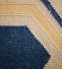 Carpet Overseas Multicolour Cotton 49 x 70 Inch Geometrical Design Dhurrie