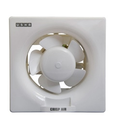 Usha Crispair 250MM White Exhaust Fan