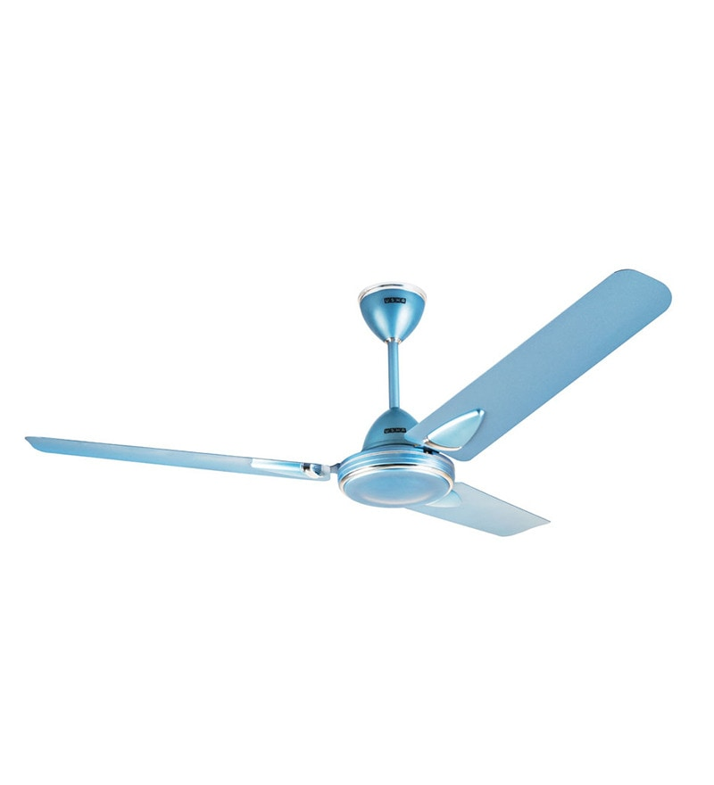 Usha Striker Millennium Icy Blue Ceiling Fan - 47.24 inch