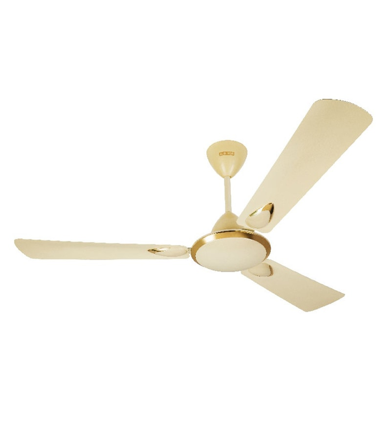Usha Striker Platinum 1200 mm Pearl Ivory Ceiling Fan