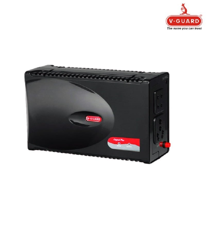 V-Guard Crystal Plus Voltage Stabilizer LED/ LCD Up to 46