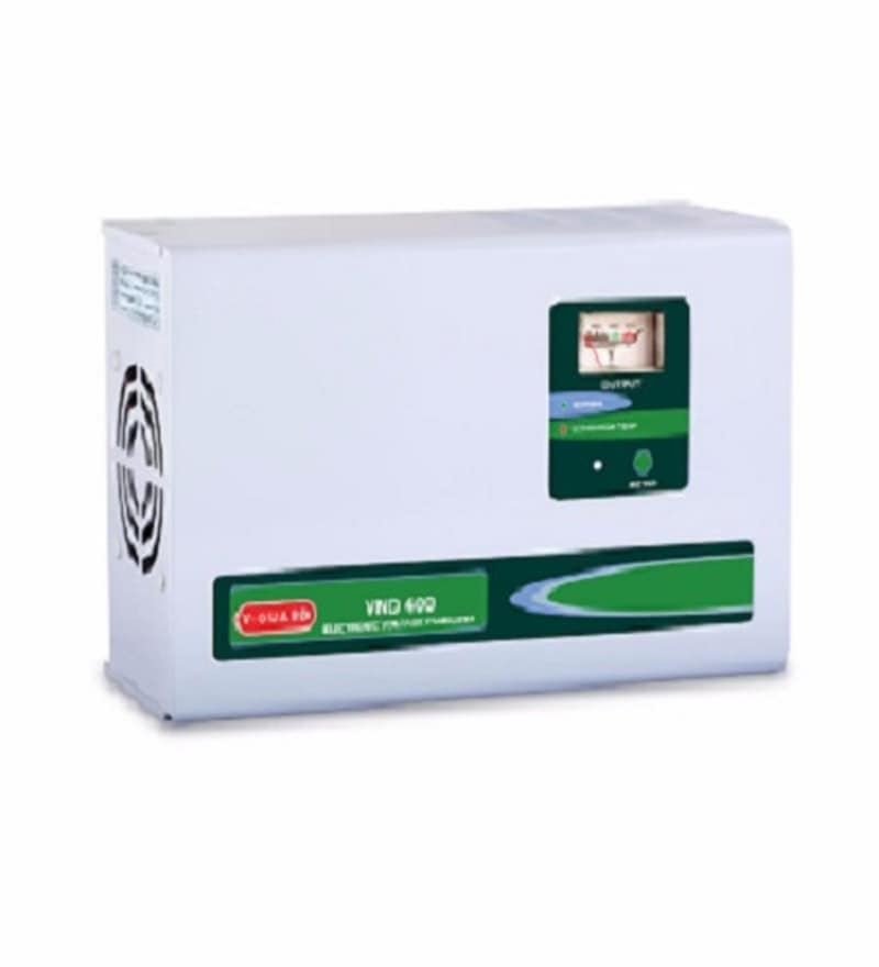 V-Guard VND 400 Voltage Stabilizer For Ac up to 1.5 Ton