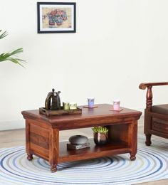 Coffee table buy wooden coffee tables online in india for Furniture tipoi design