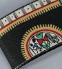 VarEesha Multicolour Mdf Ethnic Pen with Visiting Card Holder