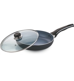 Aluminium Fry Pan With Lid