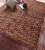 Vikram Carpets Multicolour Jute & Wool 96 x 60 Inch Hand Knotted Carpet