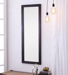 Warm Chestnut Sheesham Wood Rajputana Handcrafted Full Length Mirror - 1639472