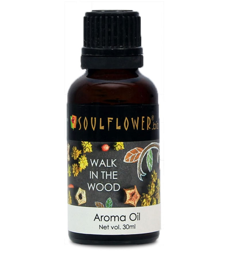 Walk in The Wood Aroma Oil by SoulFlower
