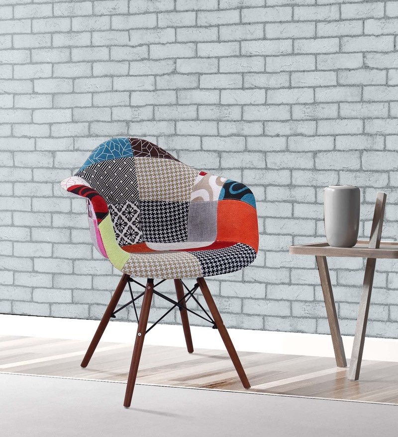 Warren Accent Chair in Multicolour by Bohemiana
