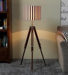 Floor Lamps Online - Buy Tripod Floor Lamps @ Pepperfry.com