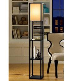 White Acrylic Floor Lamp