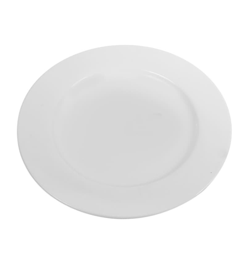 Wilmax England Ceramic Dinner Plate - Set of 6