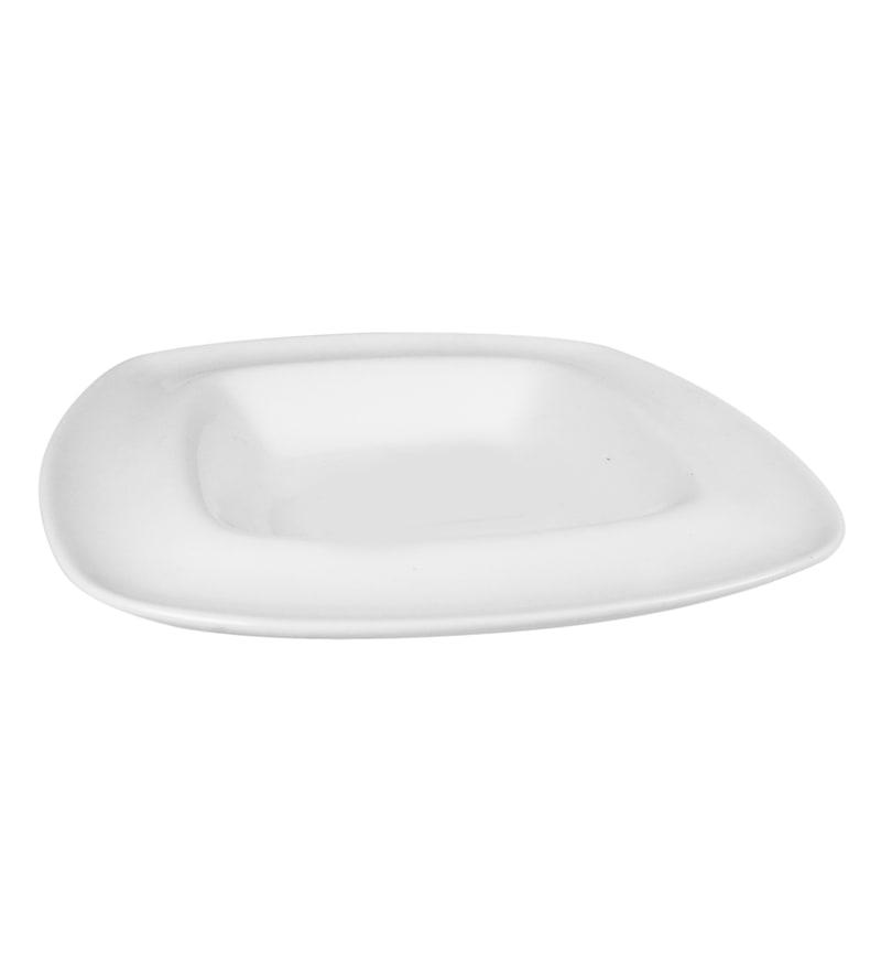 Wilmax England Ceramic Soup Plate - Set of 3