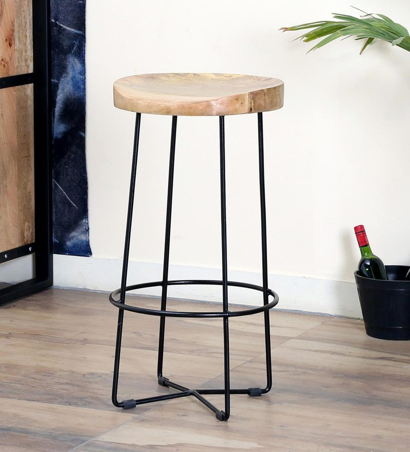 Wilroy Bar stool by Bohemiana