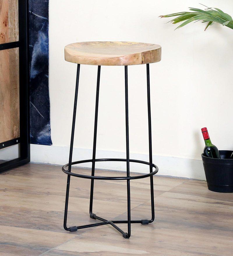 Wilroy Bar stool by Bohemiana