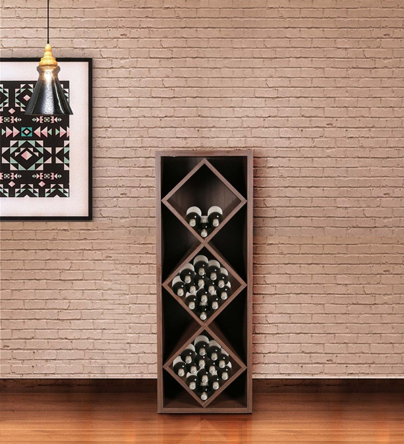 Wine Rack in Versailles Finish by Arancia Mobel