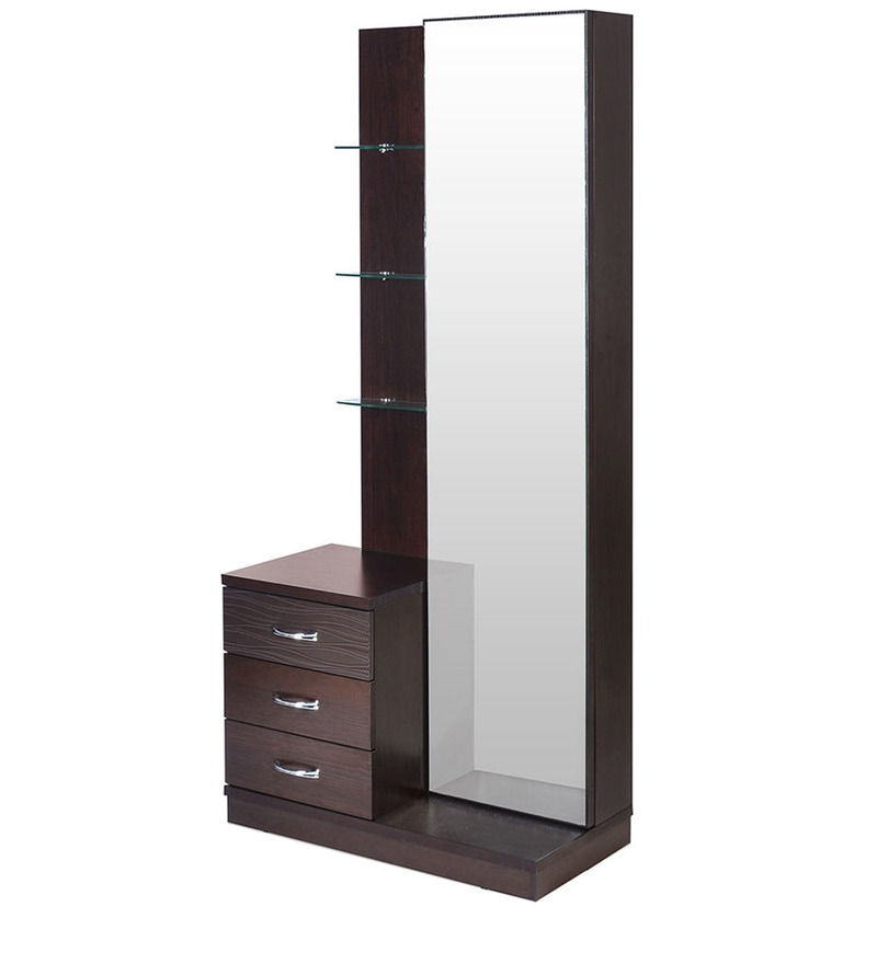 Buy Winner Dressing Table With Storage Amp Full Mirror In