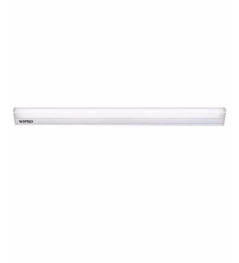 Wipro Garnet Warm White 10 W LED Batten