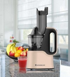 Wonderchef Cold Press Full Fruit Juicer Mixer Grinder